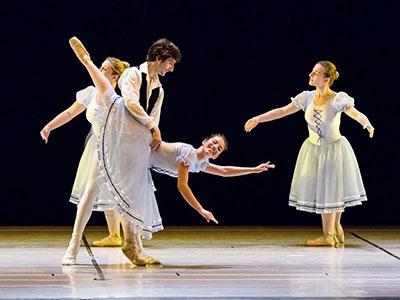 danza saggio classica