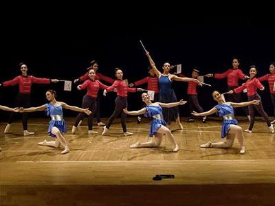 danza saggio orchestra